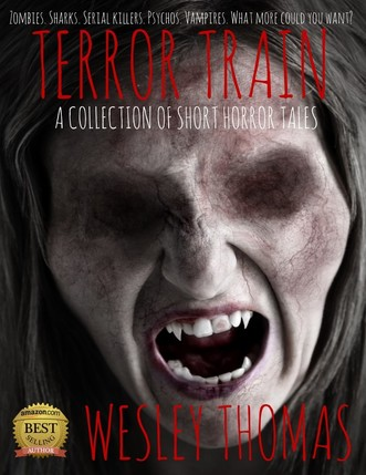 Terror Train Book Cover