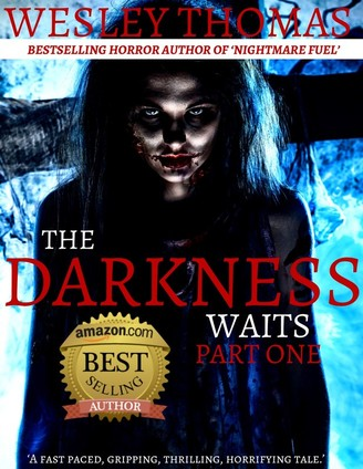 The Darkness Waits Book Cover